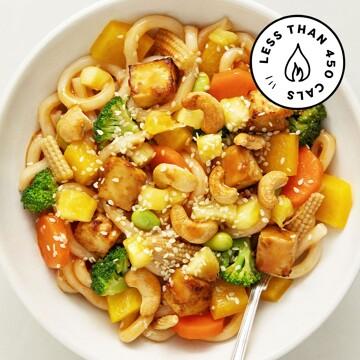 Sweet + Sour Stir-fry
