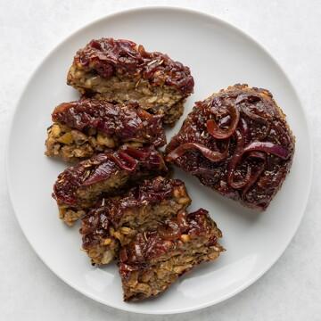 Cranberry + Walnut Loaf