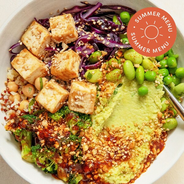 Protein Power Bowl image