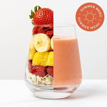 Strawberry + Pineapple