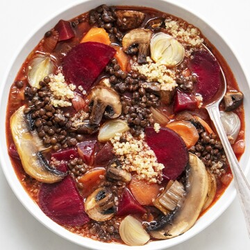 Hearty Roots Stew