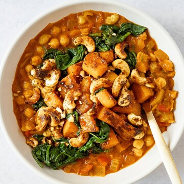 Butternut + Spinach Curry product details