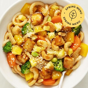 Sweet + Sour Stir-fry