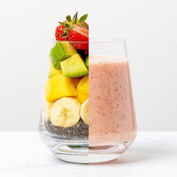 Berry + Mango