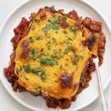 Lasagne Noci
