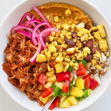 BBQ Burrito Bowl