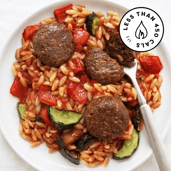 Polpette Orzo image