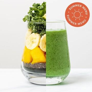 Mango + Greens