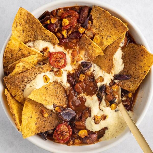 Nacho Bean Chilli image