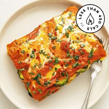 Roasted Veggie Lasagne