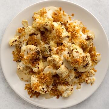 Truffle Cauliflower Cheese